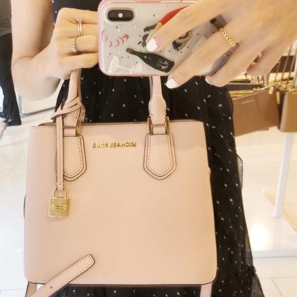 2ba4cb402901 Michael Kors Bags | Adele Medium Messenger | Poshmark
